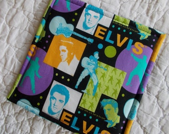 Elvis Hot Pad/mini quilt/pot holder