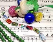 Tin Bracelet, Vintage Bracelet, Vintage Tin, Recycled Bracelet, Recycled Metal Bracelet,Tin Can,Upcycled Bracelet, stocking stuffer