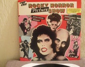 Rocky Horror Picture Show - Sound Track -  Original -  Vintage album in Near MInt Minus Condition