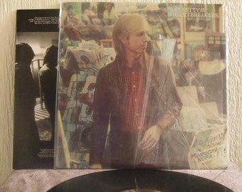 Tom Petty and the Heartbreakers vinyl record - Original - Hard Promises Vinyl - Vintage Record lp in NM Condition.