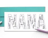 grandparents day | nana | mom mother cards | happy mother's day cards | mothers day card | mother | printable valentine grandparents