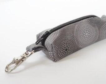Chapstick Lip Balm USB Holder Clip Zipper with Chapstick