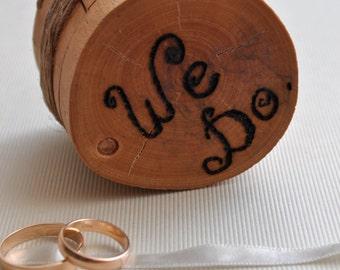 personalized wedding box •  ring box for wedding decor •  ring bearer pillow • ring box