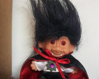 Standing 3-Inch Russ Dracula Troll Doll