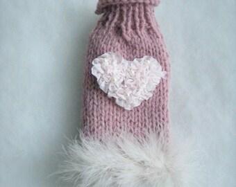 Chihuahua fashion Knit Chihuahua sweater Small dog by nerina52