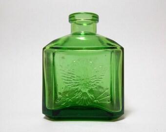Green Webster Recoder Ink Bottle Wheeton NJ