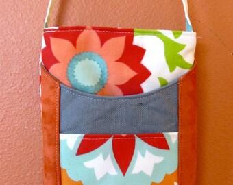 Portland #27  Bright Purse, Cross Body Bag, Cross Body Purse, Bags,Purses,Shoulder Purse, Small Bag, Shoulder Bags, Summer Purse,Small Purse