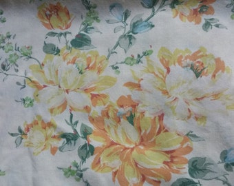 Pr. Yellow Roses pillowcases king size