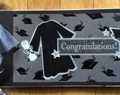 Graduation Scrapbook Album, Class of 2016 Scrapbook Album, Graduation Mini Album, Graduation Album