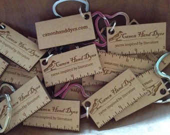 Canon Hand Dyes Key Ring