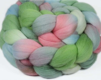 HAWAIIAN PROTEA PASTEL 19.5m Merino wool roving - 4.0 oz
