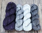 Merino Light - Shawl Kit - Colour Adventures (superwash merino)