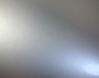 "12"" x 12"" Sheets Silver Metallic Adhesive Vinyl, Silver Vinyl, Craft Vinyl, metallic vinyl, vinyl for silhouette, vinyl for cricuit"