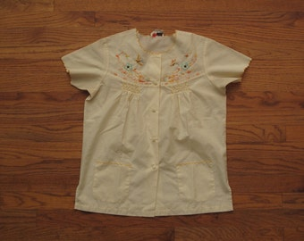 womens vintage chinese embroidered shirt