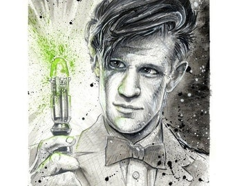 DOCTOR WHO the 11th Doctor Matt Smith