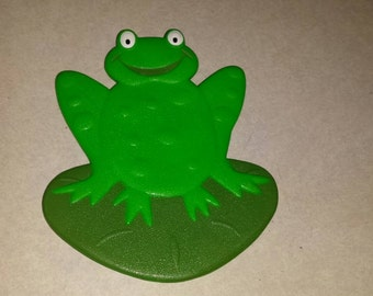 5 Frog Bath Tub Grippers, Suction Cup