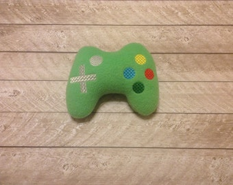 Game Controller Squeaky Dog Toy