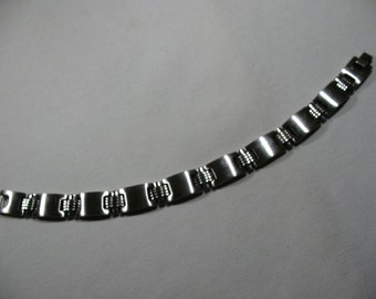 Men's EDFORCE Stainless Steel Bracelet