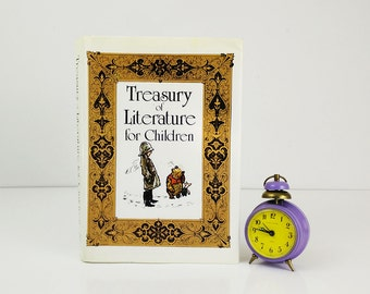 Treasury of Literature for Children 1986 Illustrated Edition