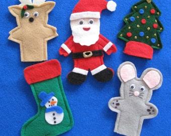 The Night Before Christmas Felt Board Set