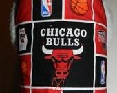 Custom Listing for Rchemel585. Neck 18, Chest 27 Chicago Bull NBA Harness
