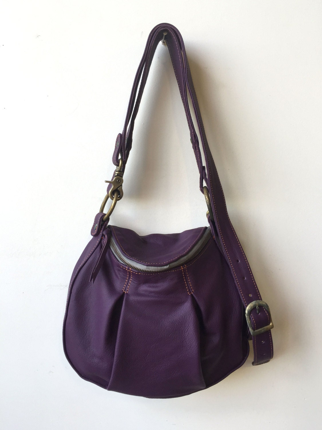 Violet Leather Bag Made to Order purple by littlewingsdesigns1125 x 1500 jpeg 136kB