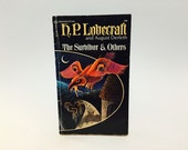 Vintage Horror Book The Survivor & Others by H.P. Lovecraft and August Derleth 1971 Paperback