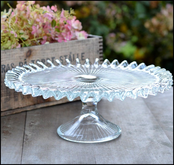 gatsby wedding cake stand vintage cake stand great gatsby wedding wedding clear 14654