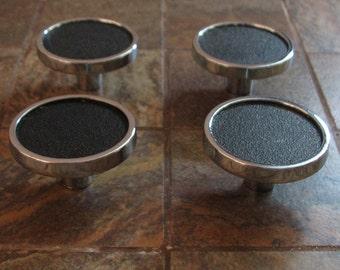 4 Drawer Pulls Cabinet Handles No.2 of 2 Sets Larger Knobs