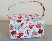 Insulated Lunch Bag - Cupcakes