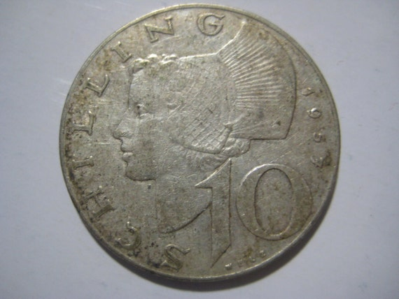 1957 Austria 5 Groschen 6 Available! Beautiful! 1 Coin Only
