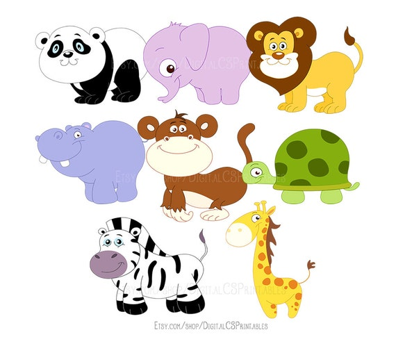 animals clipart for kids - photo #26