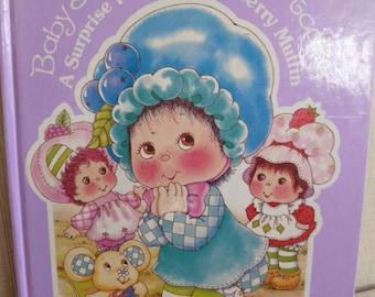 Baby Strawberry Shortcake Blueberry Muffin Book
