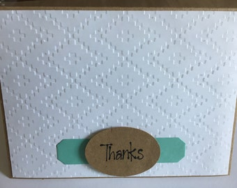 Set of 4 Thank You Cards