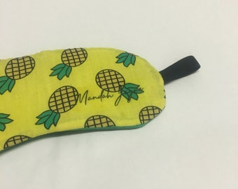 Pineapple Sleep Mask