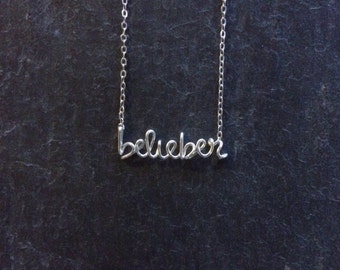 Belieber necklace