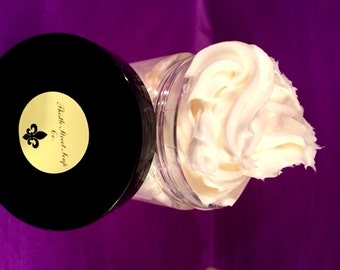 Unscented Whipped Shea Butter