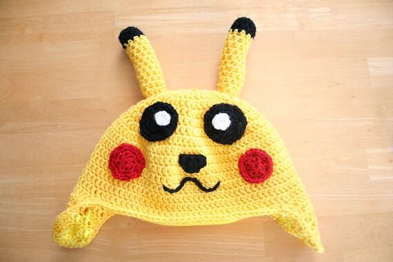 Pokemon Go Hat Crochet Patterns Images Pokemon Images