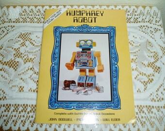 Humphrey Robot Paper Doll