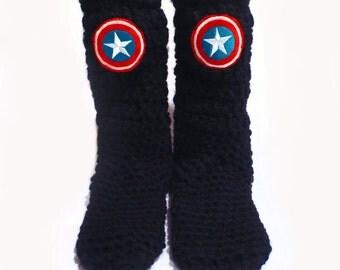 Slipper Socks, Slipper Socks Kids, Slipper Socks Men, Women, House Socks, Handcrafted Socks With Patches, Handmade Socks , Chunky Socks