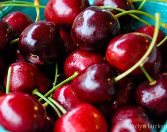 Cherries Fine Art Photo Print