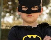 Batman costume Toddlers Batman costume 4PC boys toddler costume Ready to shipp Halloween children costume.