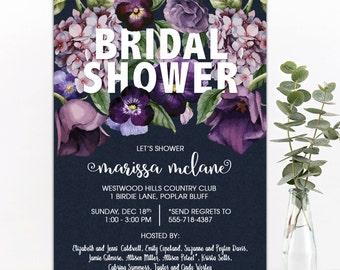 Bridal & Couples Showers