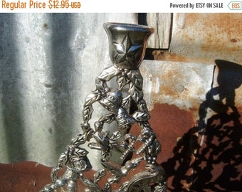 Vintage Shop New Orleans Godinger Silverplate Candle Base
