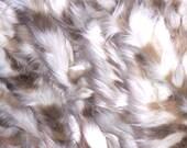 Arctic Rabbit Faux Fur  Sumptous and Soft