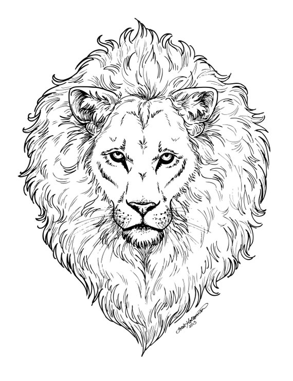 lion coloring pages realistic dragons - photo#6