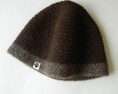 LARGE Men's Wool Beanie