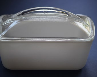 White Westinghouse Loaf Pan, Loaf Pan, Westinghouse, Collectible