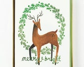 Merry and Bright 10pcs