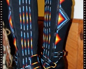 Rez Hoofz Hand Painted Boots Ready to ship size 9